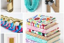 Craft & DIY Ideas I Love / Fun tips and ideas for creating cool things!