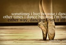 Dance<3  / Dance is my life,love, and passion.❤️