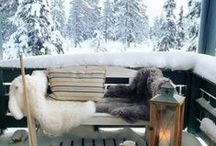 chalet design / modern & cozy chalets and mountain houses - interior design and architecture