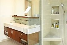 salle de bains / bathroom / by Julie DIY