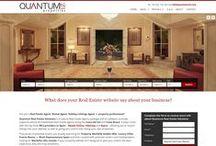 Quantum23 Website Portfolio / Websites and QRES Real Estate Software designed and built by Quantum23.  All designs in this portfolio are © Quantum23.  All Rights Reserved.