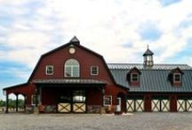 stables & horse facilities / barns, stables, tack rooms etc.
