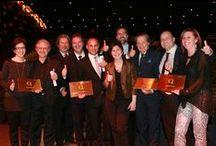 Premiazione Toronto 2014 / Il 13 novembre 2014, in collaborazione con la Camera di Commercio Italiana dell'Ontariom, presso il Sony Centre for the Performing Arts di Toronto, sono stati premiati i ristoranti vincitori del marchio Ospitalità Italiana – Ristoranti italiani nel Mondo.