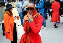 Street Style / Taking inspiration from the most stylish women across the globe on-the-go
