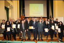 Premiazione Gorizia 2014 / Il 18 Dicembre presso la Camera di Commercio di Gorizia, si è svolta la cerimonia di conferimento del marchio Ospitalità Italiana per l'anno 2015, per le strutture ricettive e ristorative della provincia.