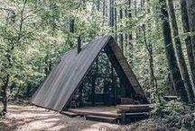 C A B I N / cabin homes