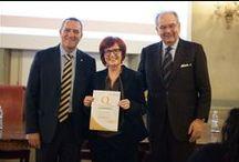 Premiazione Savona 2014 / L'11 dicembre si è svolta la cerimonia di conferimento del marchio Ospitalità Italiana, presso la Camera di Commercio di Savona, per le  123 imprese turistiche della provincia.