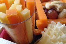 Plateau de fromages / Fromages