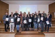 Premiazione Pisa 2015 / Il 19 Gennaio, presso l'Auditorium Rino Ricci della CCIAA di Pisa, è stato conferito il marchio Ospitalità Italiana a 140 imprese turistiche della provincia.