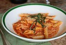 Delicious Pasta Recipes / Classic Terlato Family Recipes and New Favorites