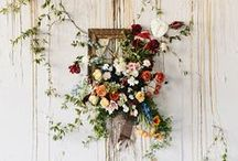 W E D D I N G S / Wedding inspiration from table settings to florals and decor for the bohemian bride