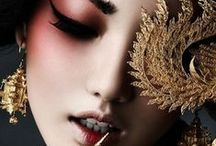 Empire of Chinese Style / fashion, beauty, interiors, architecture, gardens - everything inspired by China