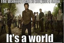 \The Walking Dead/ / ❤❤The Best Show Known To Mankind As Well As Walkers!❤❤ / by XxJordynxX