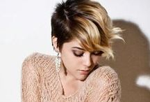 Pixie Cuts. / Whether edgy or cute, pixie cuts make a statement.