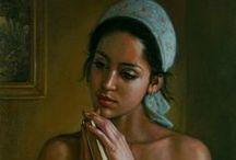 Arte, Pinturas, Telas e Afins