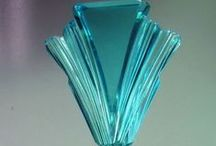 Bottle Vintage, Perfum Glass, Vases, Glass, Cupe, Plate