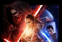 Star Wars: The Force Awakens (2015) / The Force Awakens is set approximately 30 years after the events of Return of the Jedi, and features new leads Finn, Rey, and Poe Dameron alongside characters returning from previous Star Wars films.