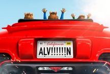 Alvin and the Chipmunks: The Road Chip (2015) / In an attempt to stop Dave proposing to his girlfriend and get rid of the Chipmunks, they go on a road trip.