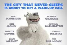 Norm of the North (2016) / When a maniacal developer threatens to build luxury condos in his own backyard, Norm does what all normal polar bears would do…he heads to New York City to stop it.
