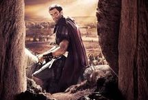 Risen (2016) / Clavius, a powerful Roman military tribune, and his aide, Lucius, are tasked with solving the mystery of what happened to Jesus in the weeks following the crucifixion, in order to disprove the rumors of a risen Messiah and prevent an uprising in Jerusalem.