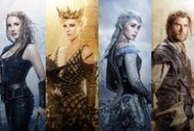The Huntsman: Winter's War (2016) / The wicked sisters amassing army shall prove undefeatable…unless the banished huntsmen who broke their queen's cardinal rule can fight their way back to one another.