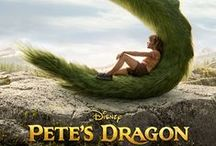 Pete's Dragon (2016) / With help from her wood-carver father and Natalie, the daughter of lumber mill owner Jack, Grace sets out to find out Pete's identity and the truth about Elliott.