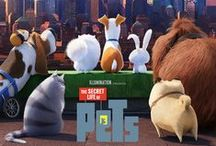 The Secret Life of Pets (2016) / The Secret Life of Pets, a comedy about the lives our pets lead after we leave for work or school each day.