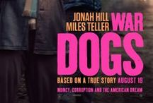 "War Dogs (2016) / Based on a true story, ""War Dogs"" follows two friends in their early 20s living in Miami Beach during the Iraq War who exploit a little-known government initiative that allows small businesses to bid on U.S. Military contracts."