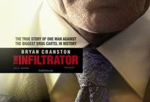 The Infiltrator (2016) / Robert Mazur infiltrates the world's largest cartel and helps discover the money-laundering organization of drug lord Pablo Escobar.
