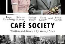 Café Society (2016) / Set in the 1930s, Woody Allen's bittersweet romance CAFÉ SOCIETY follows Bronx-born Bobby Dorfman to Hollywood, where he falls in love, and back to New York, where he is swept up in the vibrant world of high society nightclub life.
