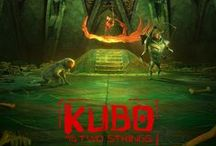 Kubo and the Two Strings (2016) / On the run, Kubo joins forces with Monkey and Beetle, and sets out on a thrilling quest to save his family and solve the mystery of his fallen father, the greatest samurai warrior the world has ever known.