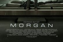 "Morgan (2016) / After Morgan has a ""tantrum"" in which she viciously attacks and injures one of the scientists, corporate troubleshooter Lee Weathers is called in to determine whether or not to terminate Morgan before she can cause any more havoc or escape to the outside world."