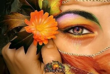 """Colours of India / """"The Indian way of life provides the vision of the natural, real way of life. We veil ourselves with unnatural masks. On the face of India are the tender expressions which carry the mark of the Creator's hand."""" ~George Bernard Shaw (Irish playwrite)"""