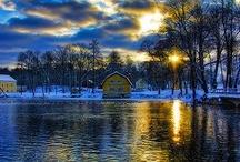 "Sunrises / ""With each sunrise, we start anew"""