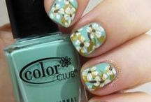 uñas increibles!!!!! Nails wonderful! / by Cyn Meneses