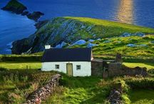 ⒹIrelandⓄ / Guinness, potatoes, cabbage, friendly people,  lush green countryside, stunning scenery,