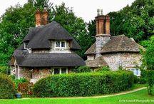 ⒹCottagesⓄHouse /  Cottage garden inspiration