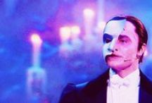 Musicals and Theatre / Mostly Les Mis and Phantom.... / by Taylor
