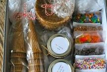 Food Gift Ideas / Gifts that are made with food items