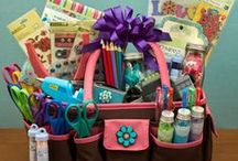 Gift Baskets n Ideas / DIY gift baskets and gift ideas for all ages...