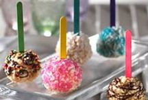 Party Foods n Snacks!! / Small food ideas, candy table ideas....