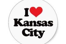 Kansas City / Kansas City and surrounding area past and present / by Katie Gordon