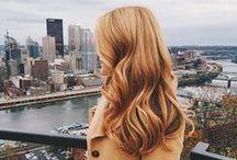Hair / Pretty things