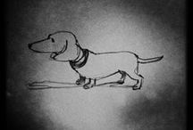 dachshund as an inspiration
