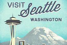 Seattle/Washington / My Home town