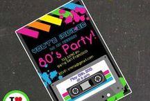 80s vs 90s Party