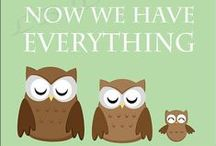 Because we love owls