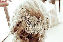 Wedding hairstyles / Hair inspo