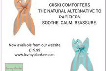 Gifts & Accessories from LMB / We have carefully selected a small range of gifts and accessories for your baby www.luvmyblankee.com.