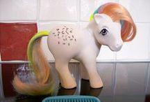 My Little Pony Vintage / My Little Ponys